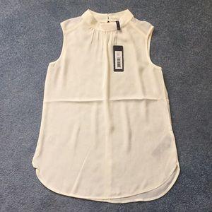 NYDJ vanilla blouse